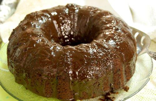 Chocolate Kaluha Cake